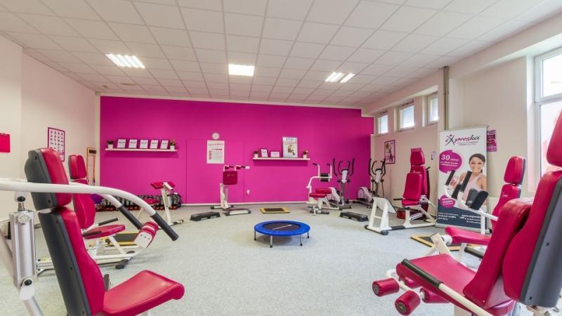 6cae368ce Fitness centrum Expreska v Olomouci slavilo od 10. do 16. září páté  narozeniny. Oslava vyvrcholila ve čtvrtek 14. září v 19.00 narozeninovou  párty s ...